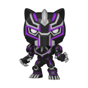 Funko POP! Marvel Mech - Black Panther Vinyl Figure 10cm