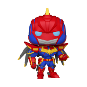 Funko POP! Marvel Mech - Captain Marvel Vinyl Figure 10cm