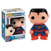 Funko POP! DC Comics - Superman New 52 Vinyl Figure 10cm PX Exclusive