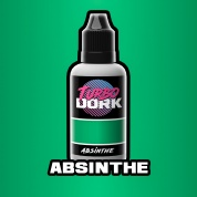 Absinthe Metallic Acrylic Paint 20ml Bottle