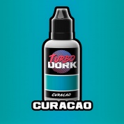 Curacao Metallic Acrylic Paint 20ml Bottle