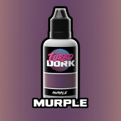 Murple Metallic Acrylic Paint 20ml Bottle