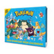 Danilo Calendar - POKEMON 2022 DESK BLOCK
