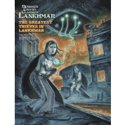 The Greatest Thieves in Lankhmar - EN