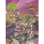 Mutant Crawl Classics Core Softcover Rulebook - EN