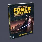 FFG - Star Wars RPG: Force and Destiny RPG Core Rulebook - EN