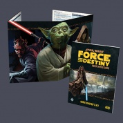 FFG - Star Wars RPG: Force and Destiny - Game Master's Kit - EN