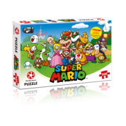 Puzzle - Super Mario Mario and Friends 500 pc - DE