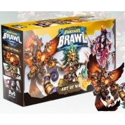 Super Fantasy Brawl -Art of War Expansion