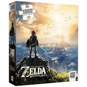 The Legend of Zelda Breath of the Wild Puzzle 1000pc - EN