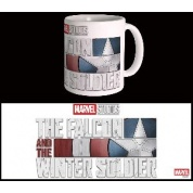 Mug Marvel - The Falcon & the Winter Soldier Logo