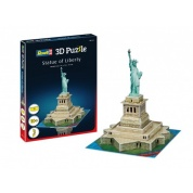 Statue of Liberty 3D Puzzle - 31pc