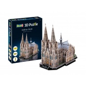 Cologne Cathedral 3D Puzzle - 179pc