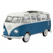 VW Typ 2 T1 Samba Bus (1:16) - EN/DE/FR/NL/ES/IT