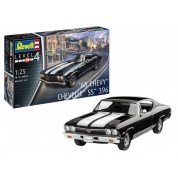 1968 Chevy Chevelle (1:25) - EN/DE/FR/NL/ES/IT