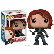 Funko POP! Marvel - Avengers Age Of Ultrone Black Widow Vinyl Figure 10cm