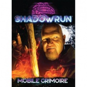Shadowrun Mobile Grimoire Spell Cards	 - EN