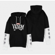 Marvel - Venom Men's Double Sleeved Hoodie 2