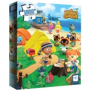 "Animal Crossing: New Horizons ""Welcome to Animal Crossing"" 1000-Piece Puzzle"