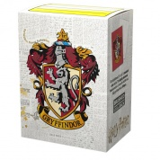 Dragon Shield Matte Art Sleeves - Wizarding World - Gryffindor (100 Sleeves)