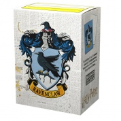 Dragon Shield Matte Art Sleeves - Wizarding World - Ravenclaw (100 Sleeves)