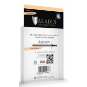 Paladin Sleeves - Ashley Premium Epic Specialist Minus 76x88mm (55 Sleeves)