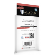 Paladin Sleeves - Baldur Premium Large D 58x108mm (55 Sleeves)