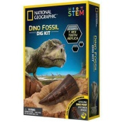 National Geographic - Dinosaurier-Fossilien