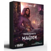 Merchants of Magick - A Set a Watch Tale - EN