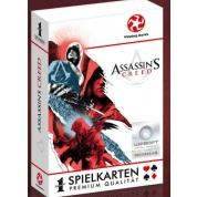 Number 1 Spielkarten - Assassins Creed im Display (12) - DE