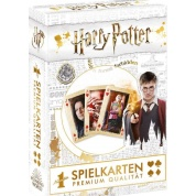 Number 1 Spielkarten - Harry Potter im Display (12) - DE