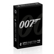 Number 1 Spielkarten -James Bond im Display (12 Stck) - DE