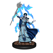 D&D Icons of the Realms Premium Figures: Elf Wizard Female (6 Units)