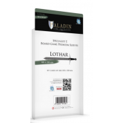 Paladin Sleeves - Lothar Premium Specialist E 105x150mm (55 Sleeves)