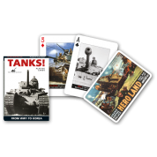 Playing Cards - Tanks