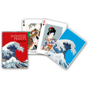 Playing Cards - Japanese Prints