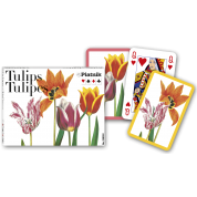 Playing Cards - Tulips