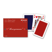 Playing Cards - Monogramm de Luxe
