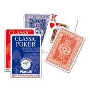 Playing Cards - Poker Einzelspiel, Jumbo