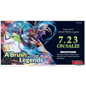 Cardfight!! Vanguard overDress - Booster Display: A Brush with the Legends (16 Packs) - EN