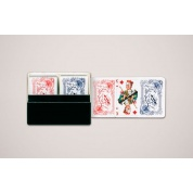 Playing Cards - Mini Romme´ Patience