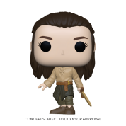Funko POP! Game of Thrones - Arya Training Vinyl Figure 10cm
