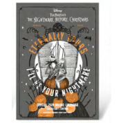 Danilo Calendar - NIGHTMARE BEFORE CHRISTMAS 2022 A3 DELUXE CALENDAR