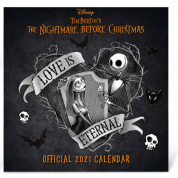 Danilo Calendar - NIGHTMARE BEFORE CHRISTMAS 2022 SQUARE CALENDAR