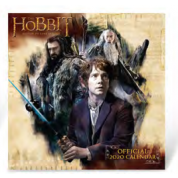 Danilo Calendar - THE HOBBIT/LORD OF THE RINGS 2022 SQUARE CALENDAR