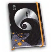 Danilo Calendar - NIGHTMARE BEFORE CHRISTMAS 2022 A5 DIARY