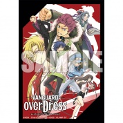Bushiroad Sleeve Collection Mini Extra Vol.75 Cardfight!! Vanguard overDress - overDress Key Visual (70 Sleeves)