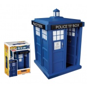 Funko POP! Television Doctor Who - Tardis Oversized Vinyl Figure 15cm