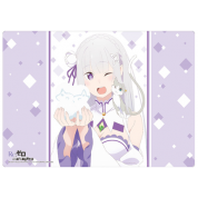 "Bushiroad Rubber Mat Collection Vol.890 Re:Zero to Start Otherworldly Life: The Bond of Ice ""Emilia"""