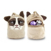 "UP - 3"" Dice Bag Cozy - Grumpy Cat"